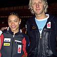 Kalyna Roberge & Jonathan Guilmette
